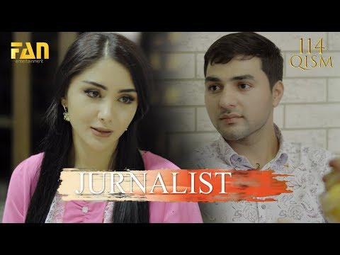Журналист Сериали 114 - қисм / Jurnalist Seriali 114 - Qism