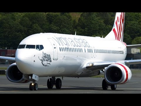 VIRGIN AUSTRALIA Bali To Brisbane | B737 Economy Class