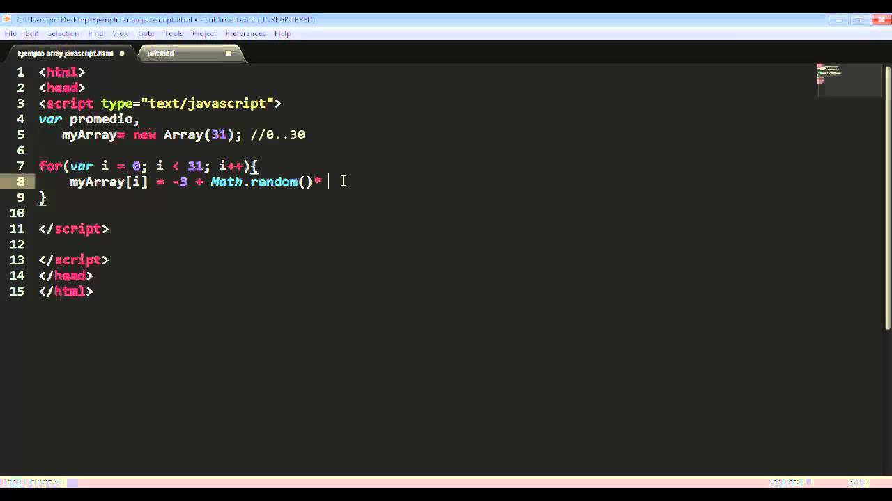 06 Javascript Estructura De Datos Arreglo En Javascript Con New Array