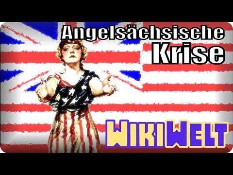 Angelsächsische Krise - meine WikiWelt #105