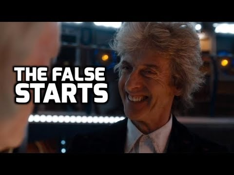 The Doctor's 'False Starts' - Doctor Who Discussions