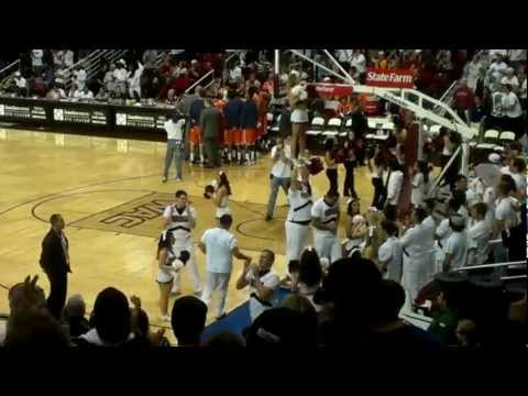 Men basketball NMSU vs UTEP 02/23/2013