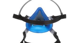 MSA Advantage 200LS Half-Mask Respirator