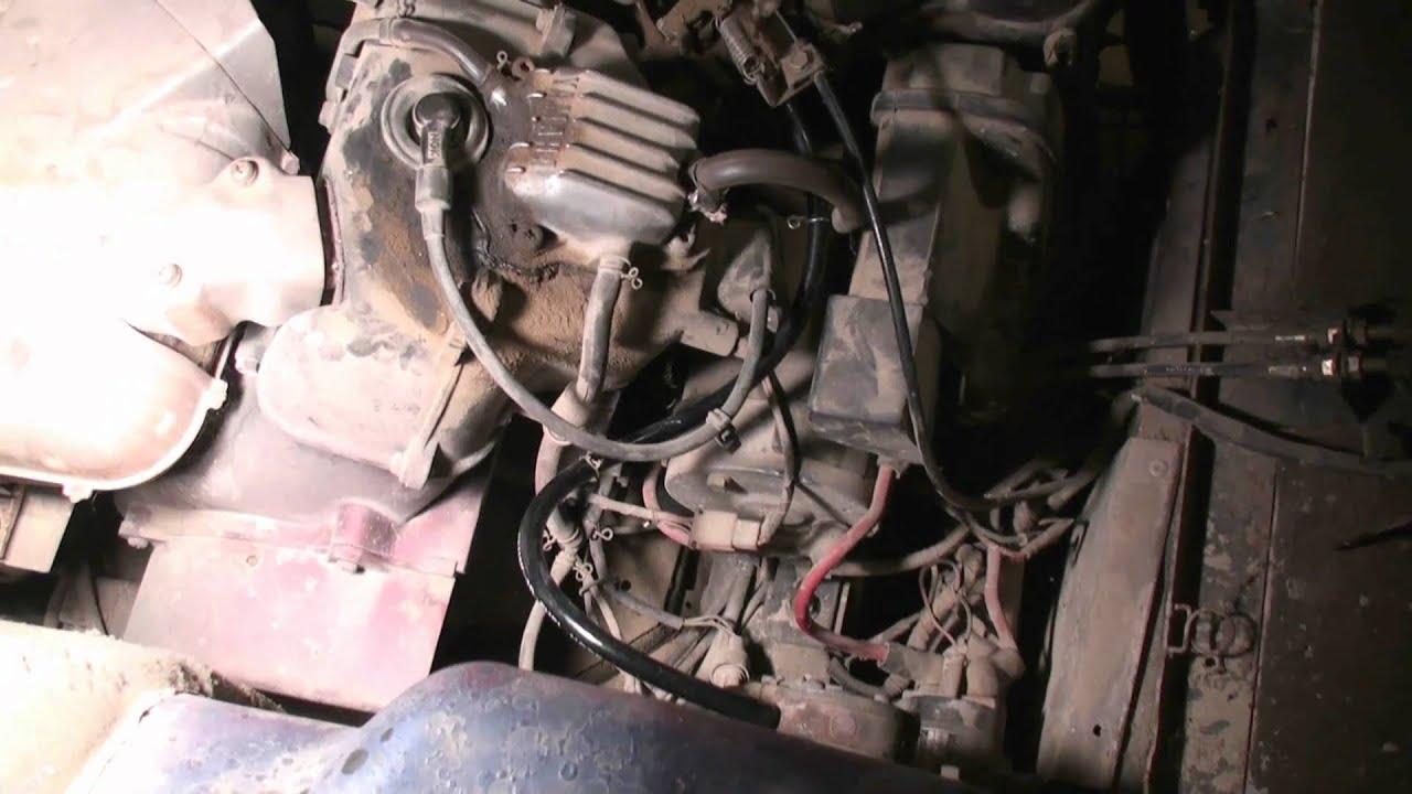 Yamaha G2 Golf Cart Tuneup & Repair Part #1  YouTube