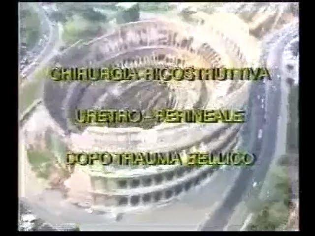 Vintage - Chirurgia ricostruttiva uretro-perineale da trauma bellico