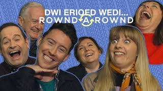 DWI ERIOED WEDI... ACTORION ROWND A ROWND