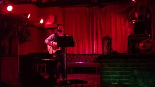 Chris Appleton (Acoustic) Live at The Griffin Earlestown on the 14th of October 2017