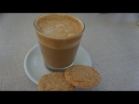 Easy And Fast Cappuccino At Home /كابتشينو في المنزل