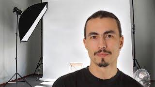 софтбокс своими руками для фото-видео съемки / Softbox DIY