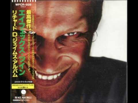 Aphex Twin - Richard D. James Album [33.33 RPM]