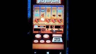 3rd Floor Slots Vegas-style Slot Machine Game on Nokia Lumia 920 Windows Phone 8