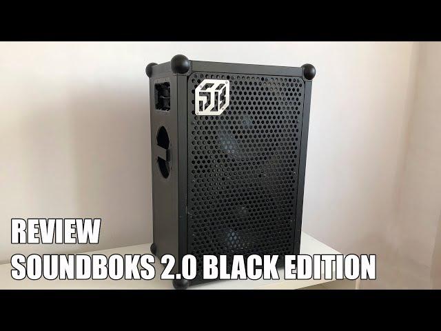 Análisis altavoz Soundboks 2