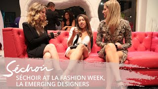Séchoir At La Fashion Week /la Emerging Designers