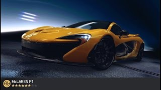 NFS No Limits: McLaren P1 Customization & Gameplay