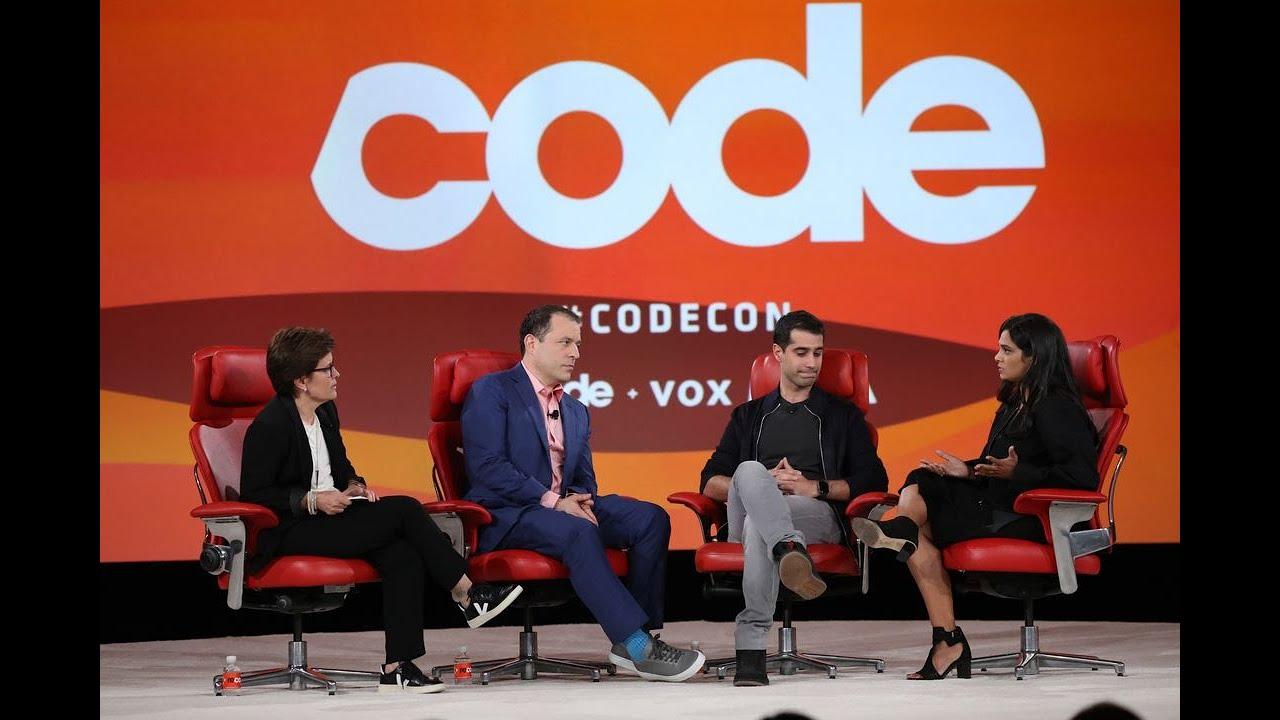Download Twitter executives Kayvon Beykpour and Vijaya Gadde | Code 2019