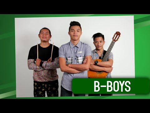 B-Boys - Tag-ulan [Greenwich #Ultimate Bandkada Finalist]