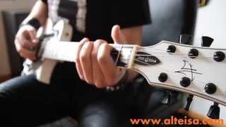 James Hetfield ESP LTD Iron Cross Guitar