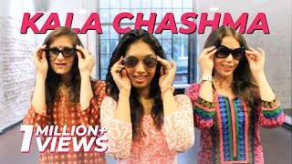 Ridy Sheikh - Kala Chashma | Baar Baar Dekho | Sidharth Malhotra Katrina Kaif | Dance Cover