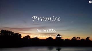 Promise - English KARAOKE - Jimin (BTS)