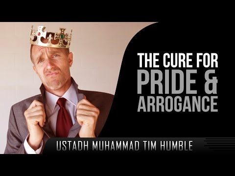 The Cure For Pride & Arrogance ᴴᴰ ┇ Must Watch ┇ by Ustadh Muhammad Tim Humble ┇ TDR Production ┇