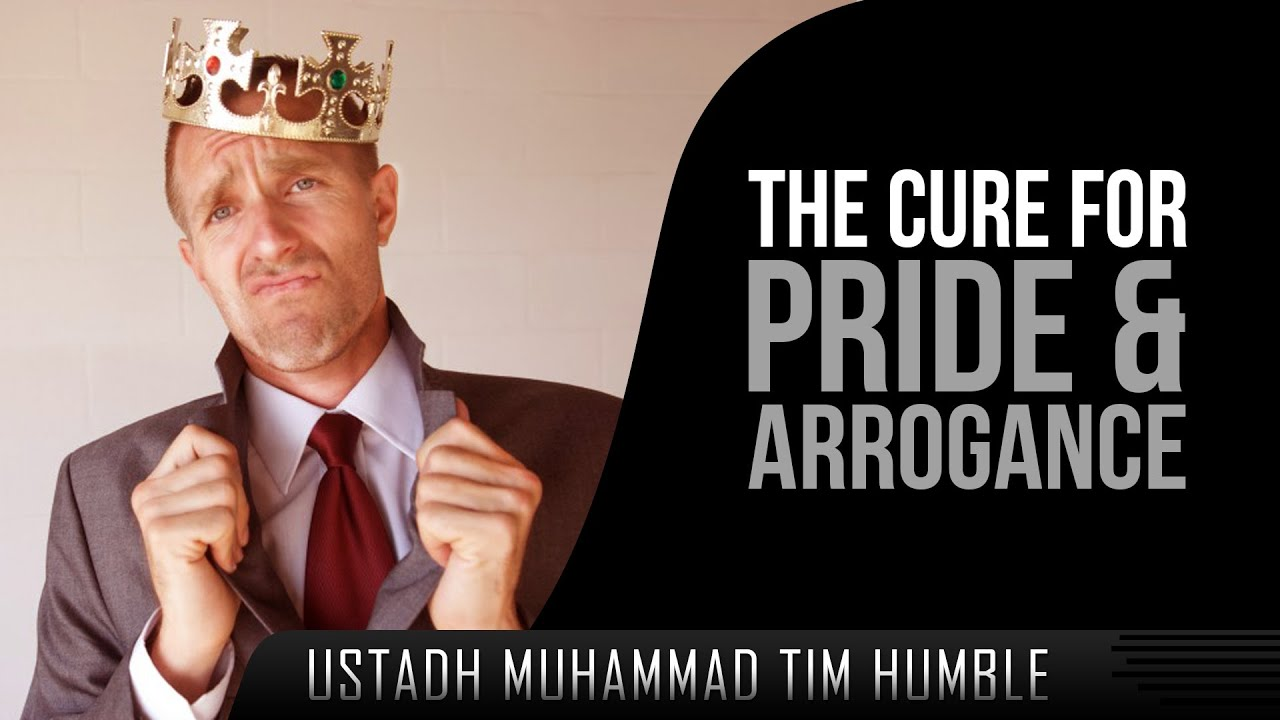 The Cure For Pride & Arrogance ᴴᴰ ┇ Must Watch ┇ by Ustadh Muhammad Tim Humble ┇ TDR Production