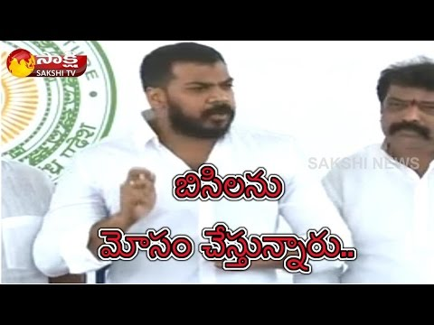 Nellore City MLA Anil Kumar Yadav Speaks At Assembly Media Point Over Govt Schemes