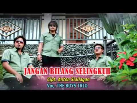 JANGAN BILANG SELINGKUH - THE BOYS TRIO POP INDONESIA  VOL.1 [Official Music Video CMD RECORD]