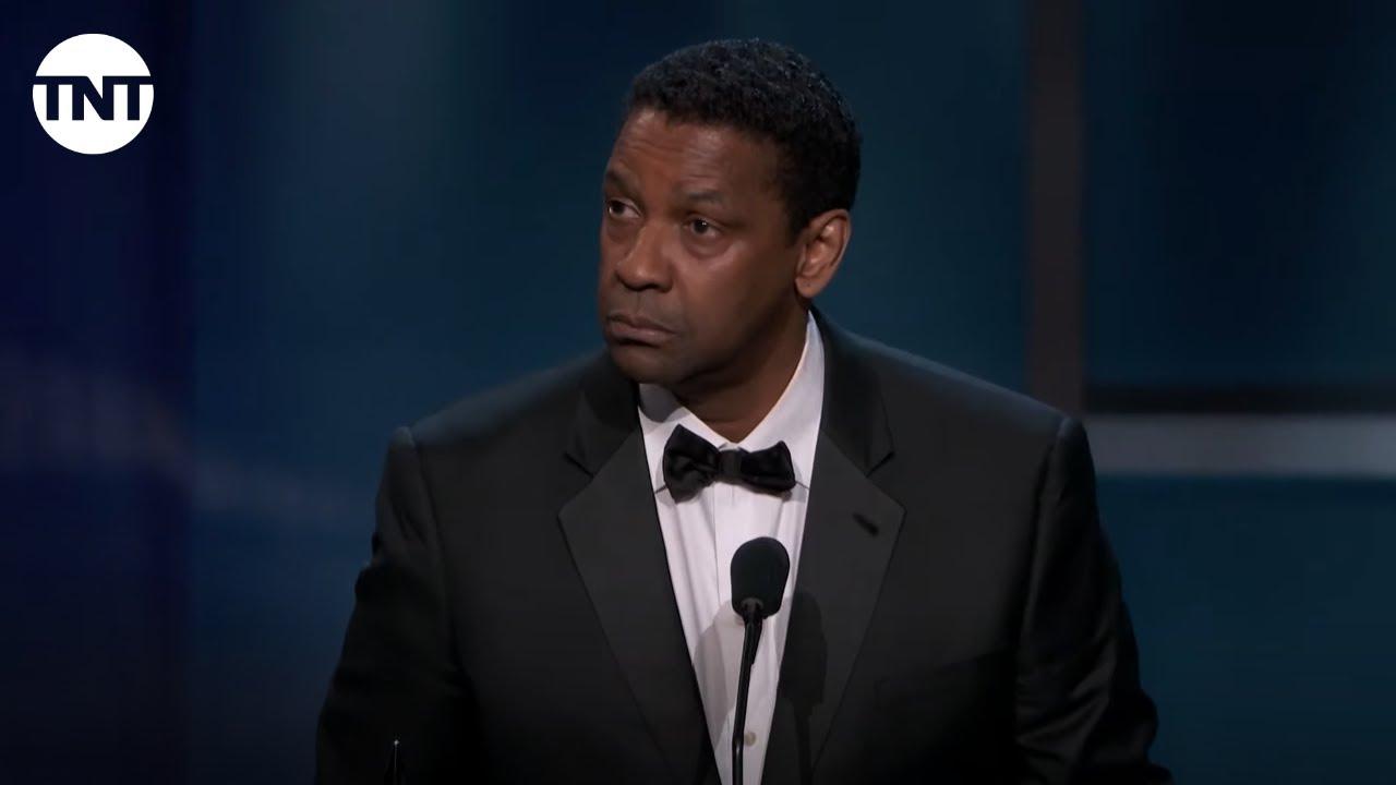 Download Denzel Washington Accepts the AFI Life Achievement Award | AFI 2019 | TNT