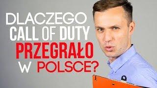 Dlaczego Polacy mają dość Call of Duty?