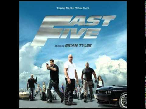 Fast Five Soundtrack - Brian Tyler - Finding The Chip