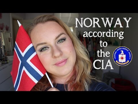 NORWAY ACCORDING TO THE CIA
