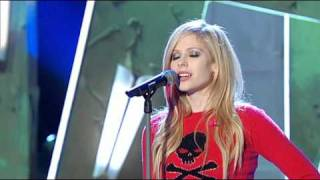 Gambar cover avril lavigne - when youre gone (live wetten dass 06-10-07)