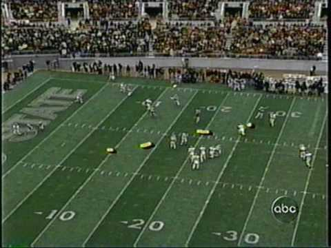 2000: Michigan 38 Ohio State 26 (PART 1)