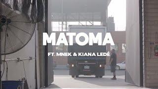 Gambar cover Matoma - Bruised Not Broken (feat. MNEK & Kiana Ledé) [BTS Video]