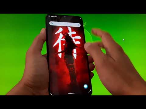 AncientOS-CIVILIZATION for Redmi Note 8 Pro CFW + GApps + Root ( begonia )