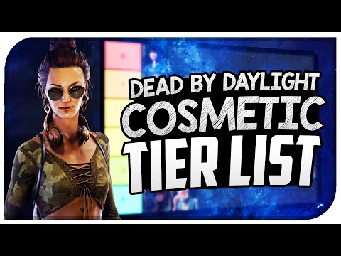 Dead By Daylight Survivor Cosmetic Tier List! - DBD Cosmetic Tier List! -  Who Has The Best Outfits?