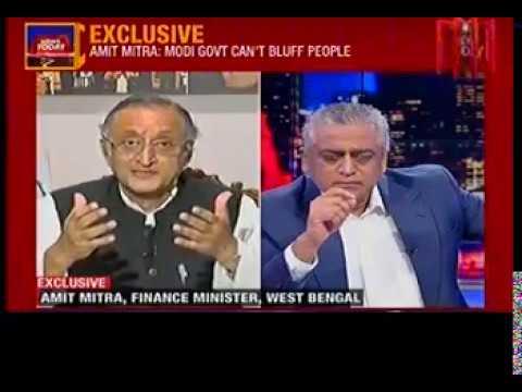 Dr Amit Mitra speaks after Bangla decreases fuel prices