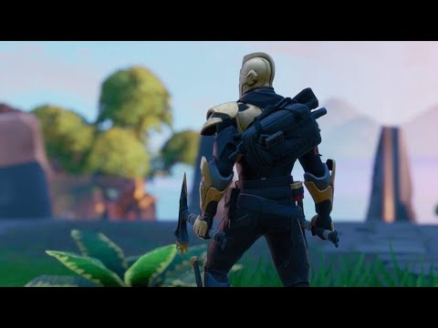 5 stunning Ultima Knight back bling combos|Fortnite Review