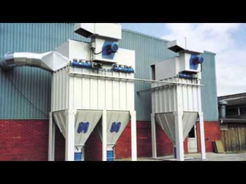 Dust Control Solutions- Commercial/Industrial Air Pollution Control, NJ