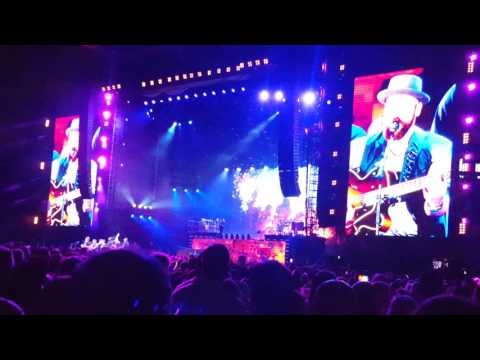 Zac Brown band Fenway park