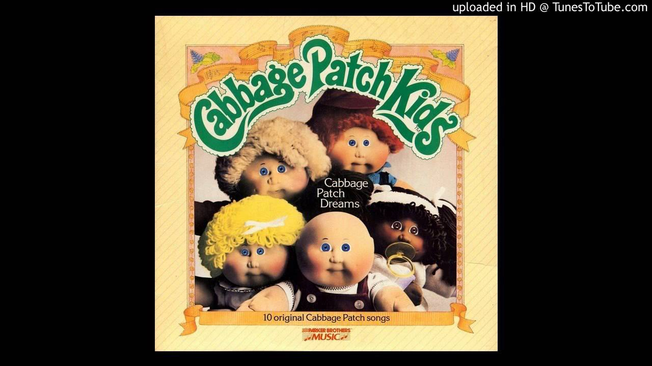 Remember to call me, a song by cabbage patch kids on spotify.