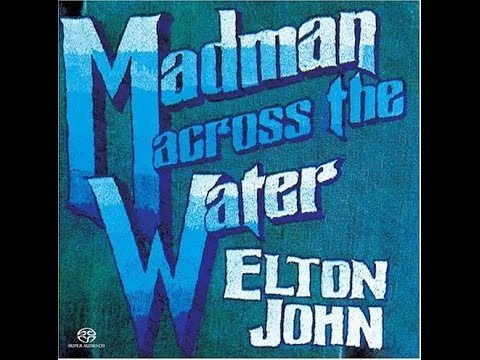 Elton John  Madman Across the Water 1971 With s!
