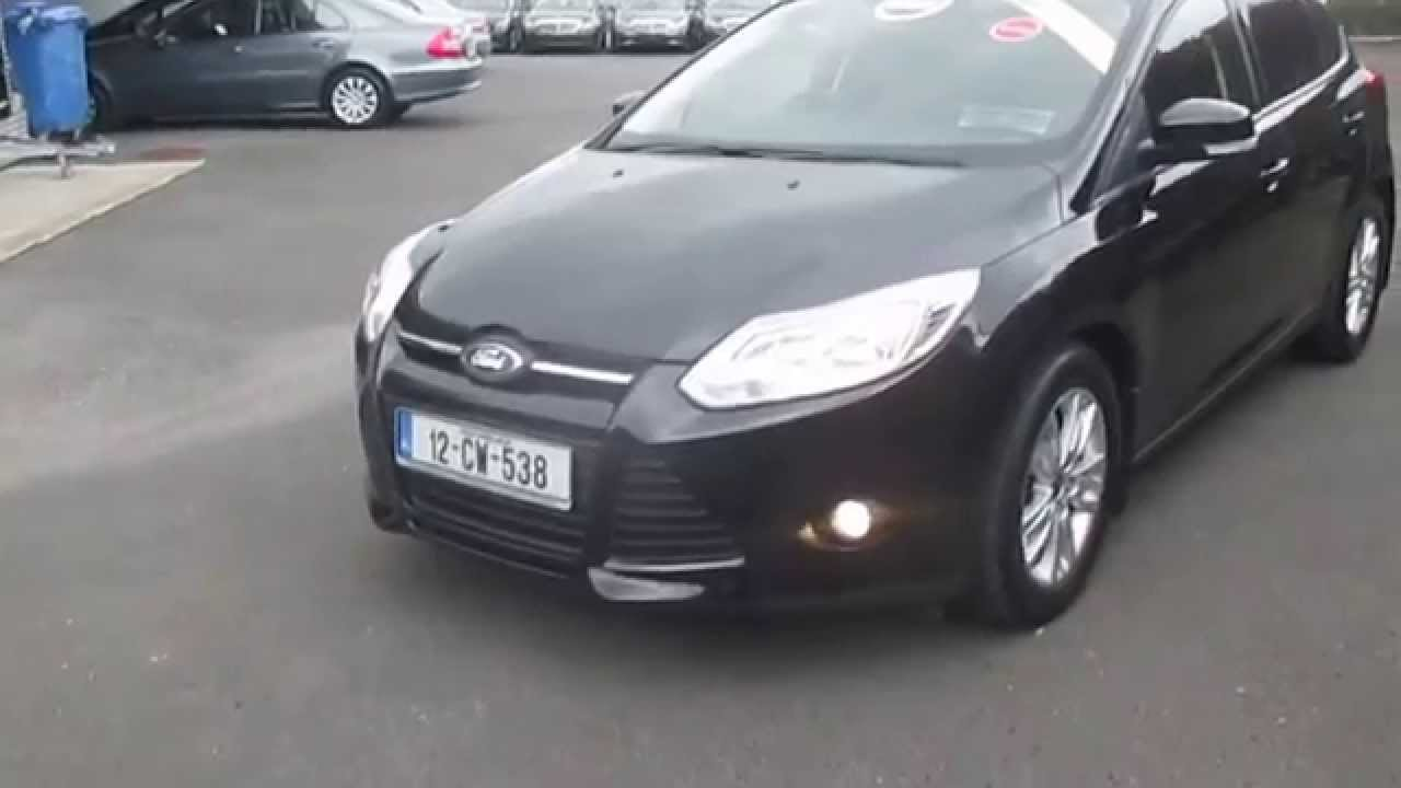 Ford focus 2 0 tdci automatic with simon quinn at fitzpatrick 39 s kildare youtube - Fitzpatricks garage kildare ...