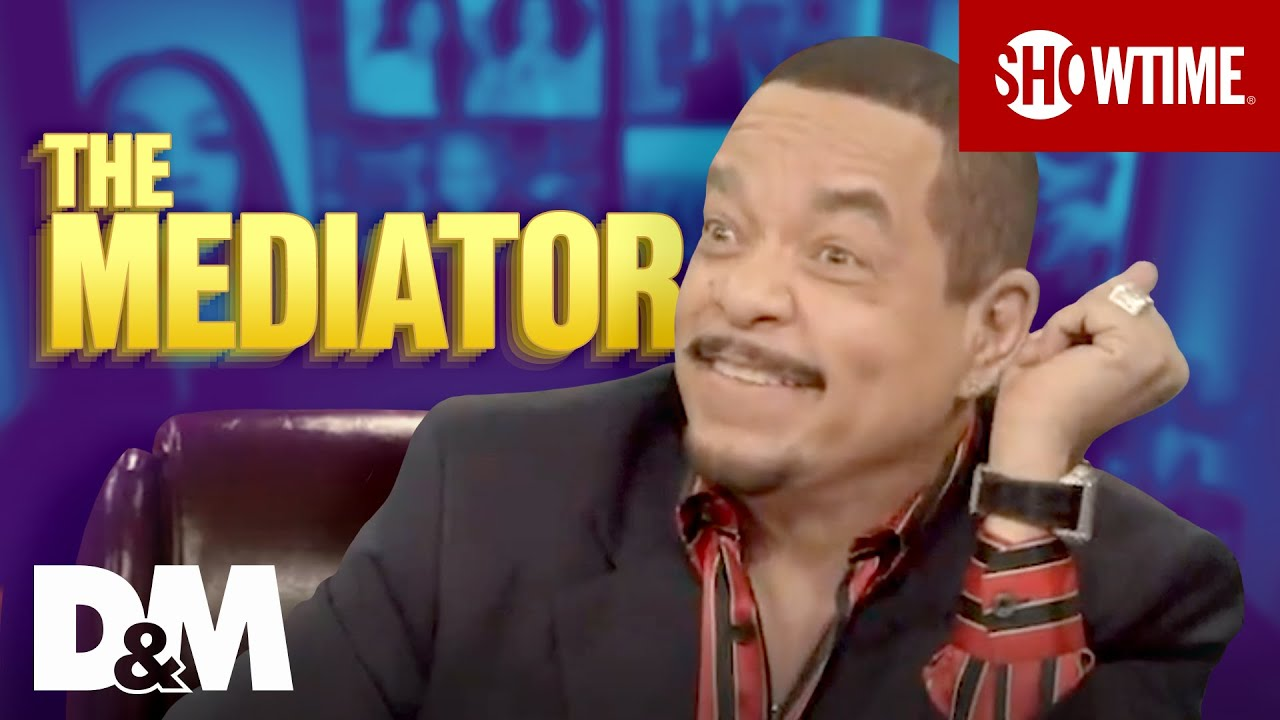 "Ice-T's New Judge Show: ""The Mediator"" 