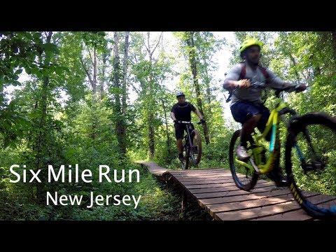 Six Mile Run NJ | MTB in NJ | Where to mountain bike in NJ