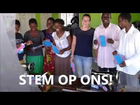 Supreme Sanitary Pads Social Enterprise Cordaid