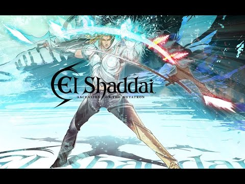 El Shaddai Ascension of the Metatron. Xbox 360. 1080.P. Gamplay Part.01.