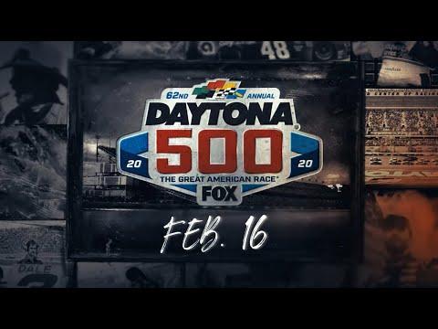 Daytona 500 | The Great American Race, February 16, On FOX