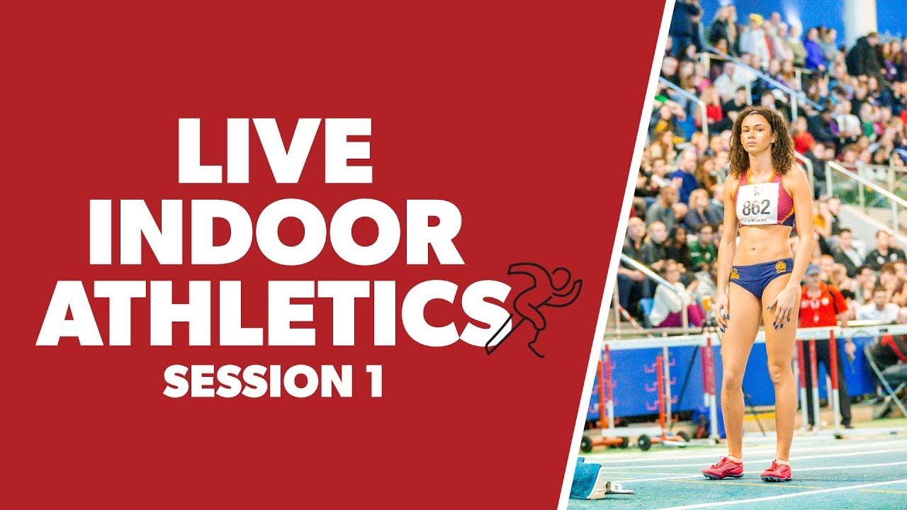 BUCS Nationals 2020 | Athletics Session 1