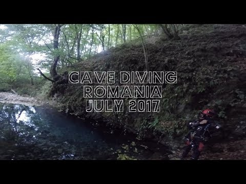 Cave Diving in Romania GoPro (Long Edit)